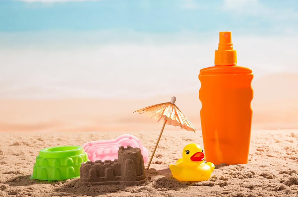 Топ-10 детских солнцезащитных средств