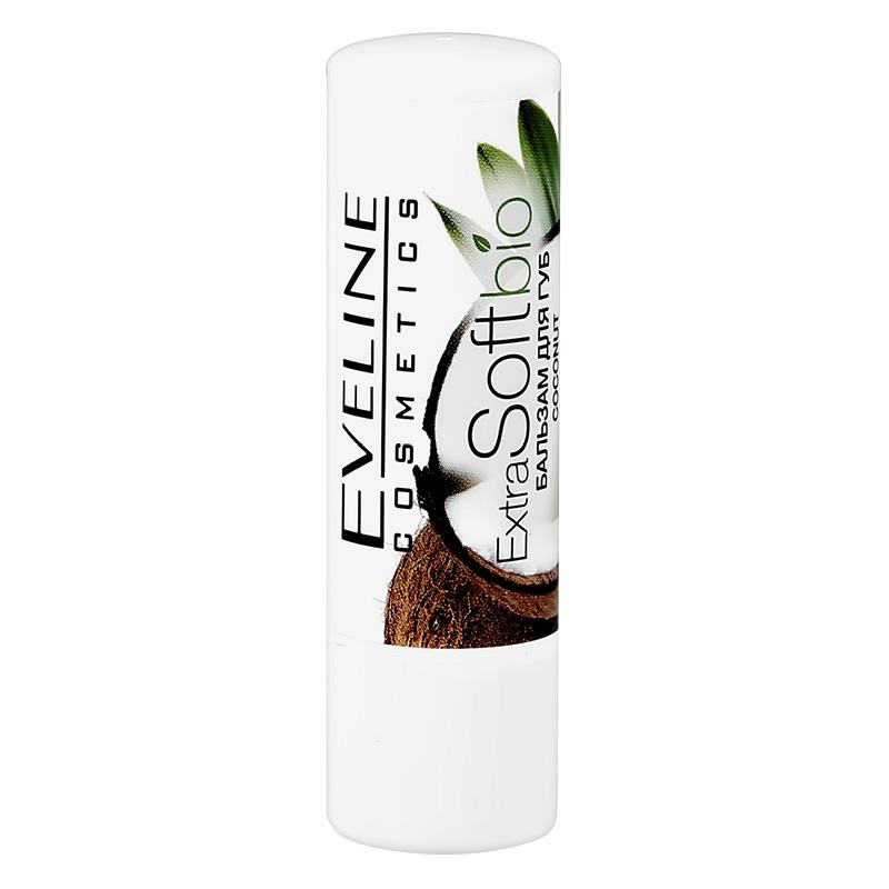 Бальзам для губ Eveline Extra Soft Bio