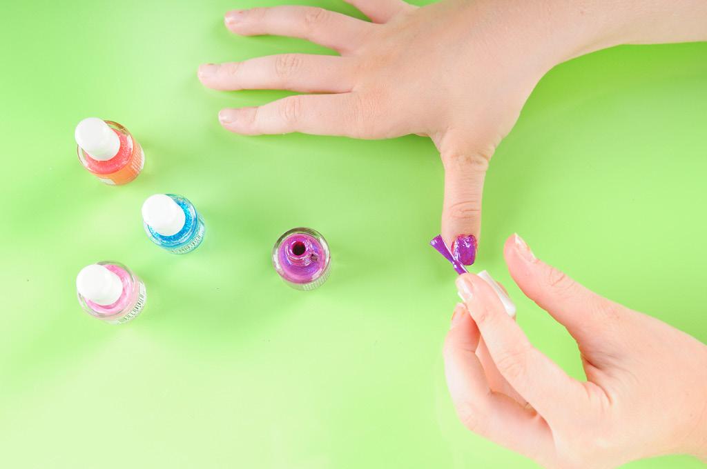 Детские лаки для ногтей от Pink Up