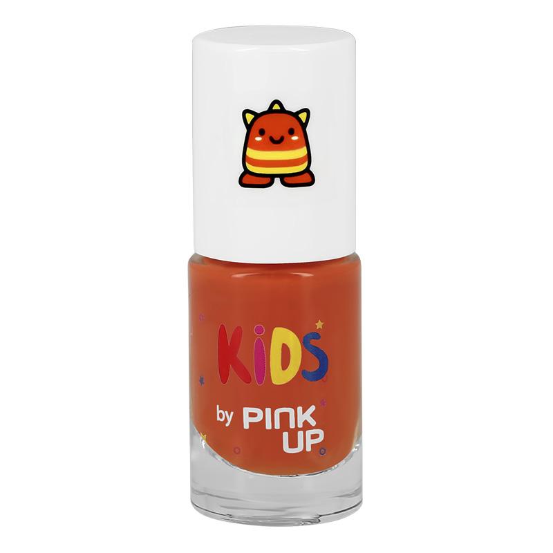 Детский лак для ногтей Pink Up Kid`S на водной основе тон 05