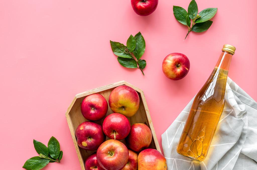 Как убрать желтизну с ногтей полезные советы: Яблочный уксус