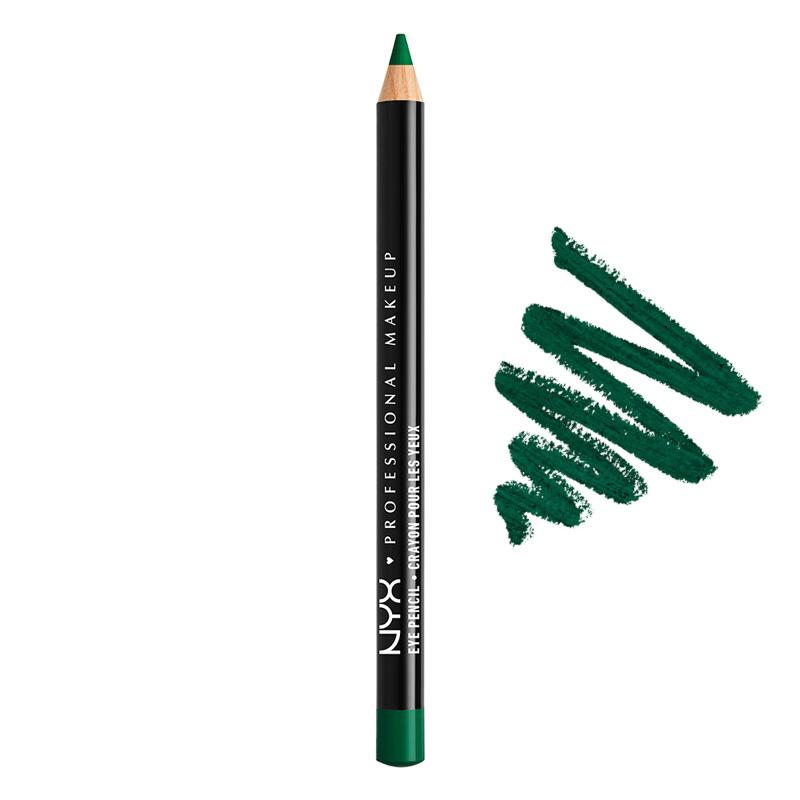 Карандаш для глаз NYX Professional Makeup Slim Eye Pancil тон 911 Emerald City