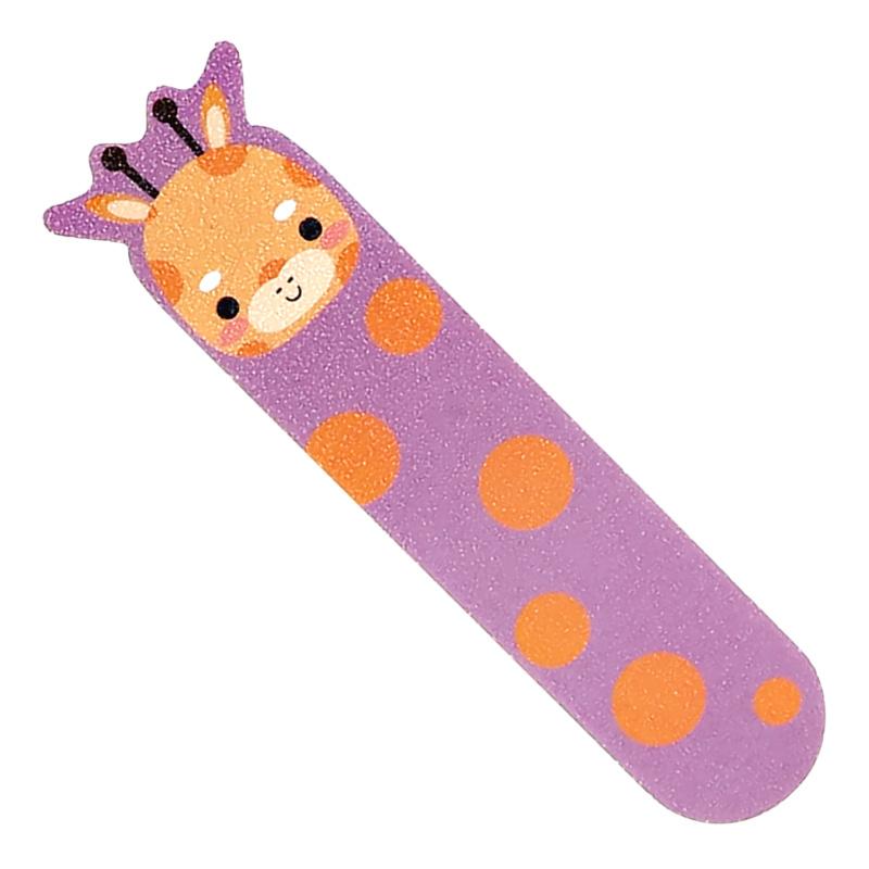 Пилка для ногтей Pink Up Accessories Fun Mini 240 грит в ассортименте