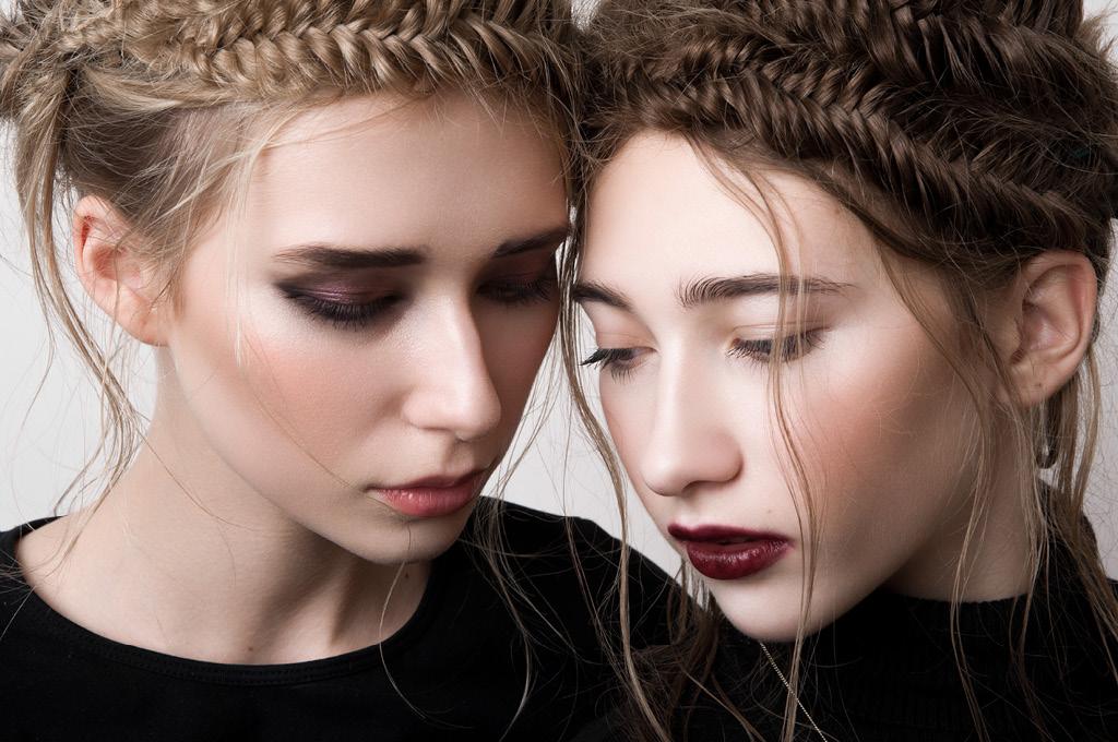 Преимущества причесок с косами