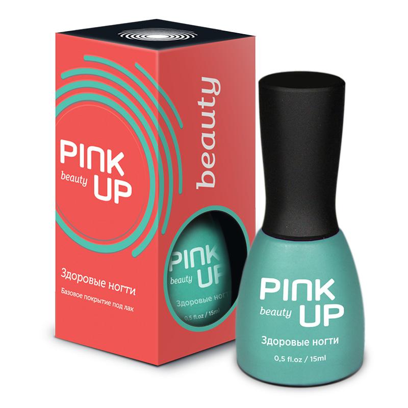 Средство по уходу за ногтями Pink Up Beauty Здоровые ногти