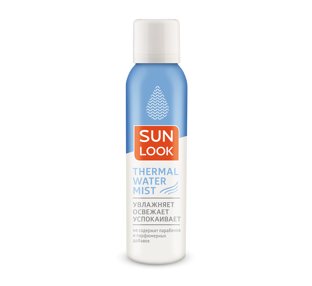 Термальная вода-мист Sun Look
