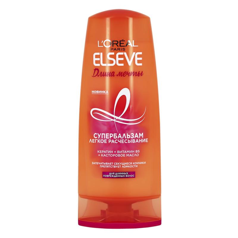 Бальзам для волос L'Oreal Elseve Длина мечты для длинных поврежденных волос