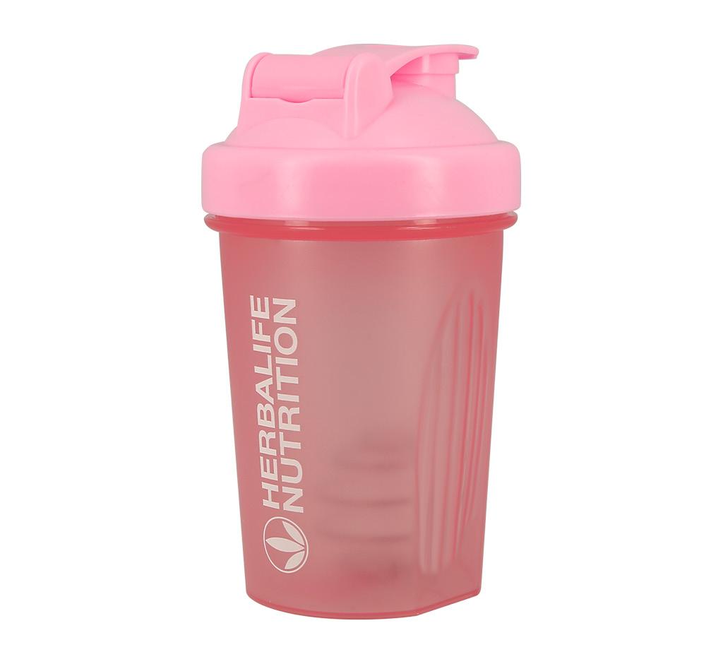 Бутылка для воды Fun Sport Shake Pink 500 мл
