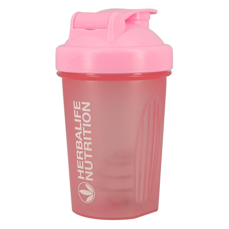 Бутылка для воды Fun Sport Shake Pink