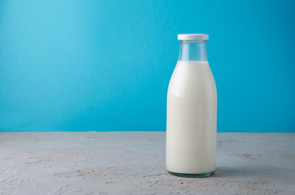 Что нельзя есть на ночь: Молочные продукты