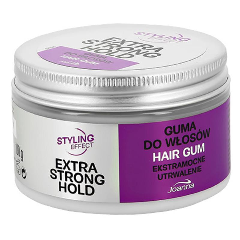 Гель-тянучка для укладки волос Joanna Styling Effect экстрасильной фиксации