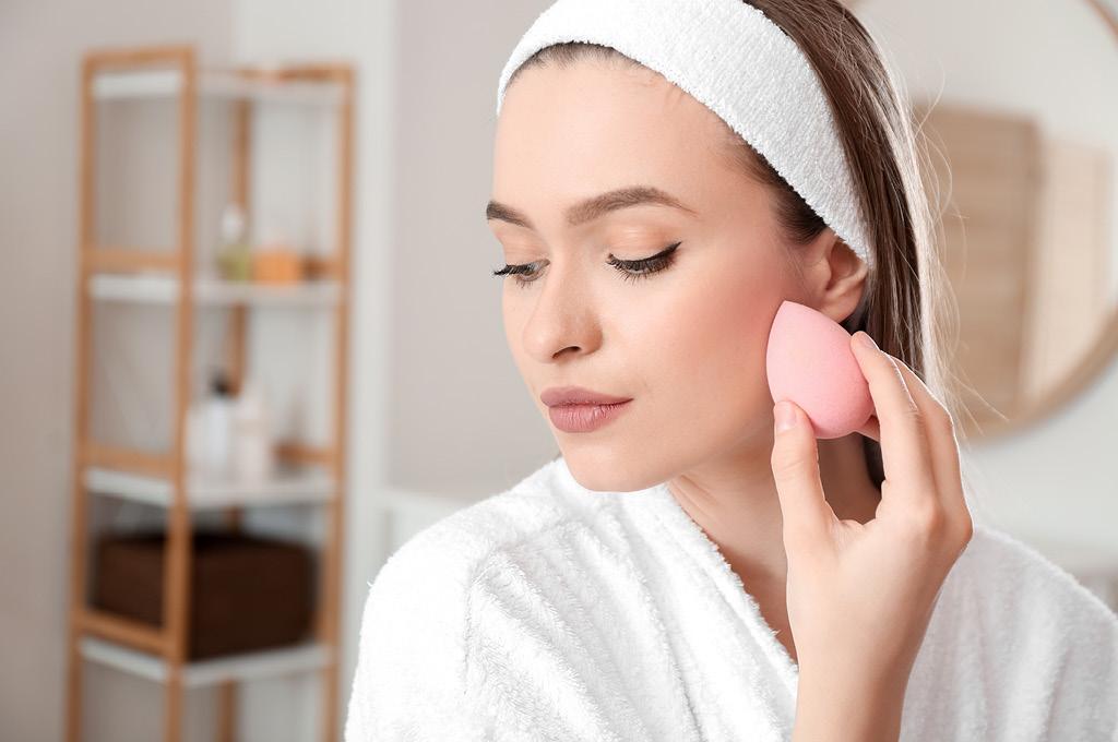 Как наносить тинт на щеки