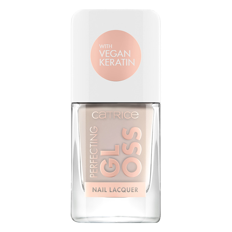 Лак для ногтей Catrice Perfecting Gloss Nail Lacquer тон 01 Highlight Nails