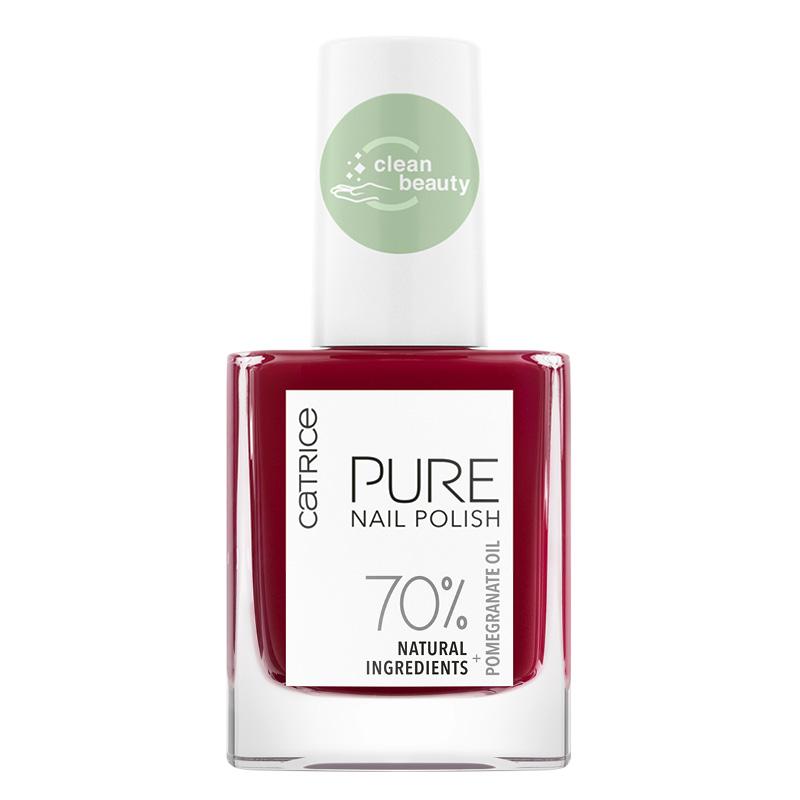 Лак для ногтей Catrice Pure Nail Polish тон 08 Classicism