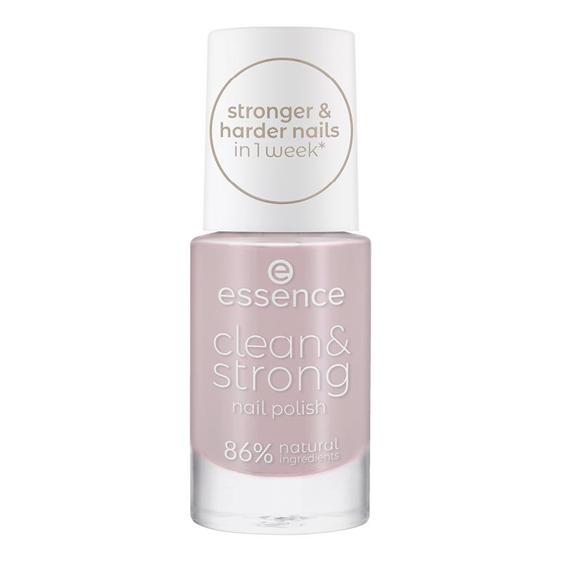 Лак для ногтей Essence Clean & Strong тон 02