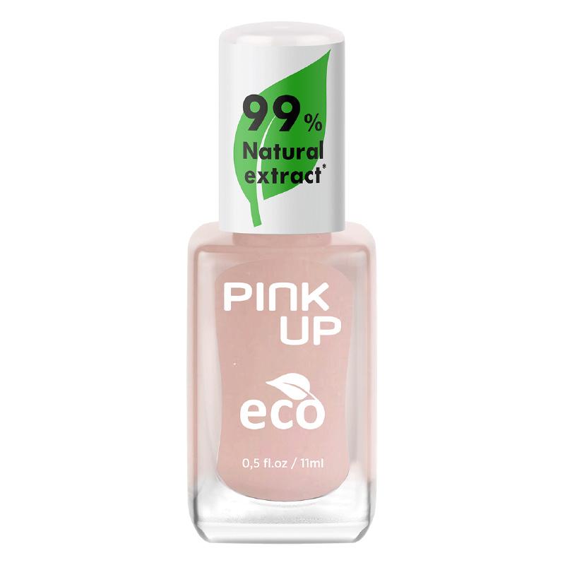 Лак для ногтей Pink Up Eco тон 05 с натуральными ингредиентами