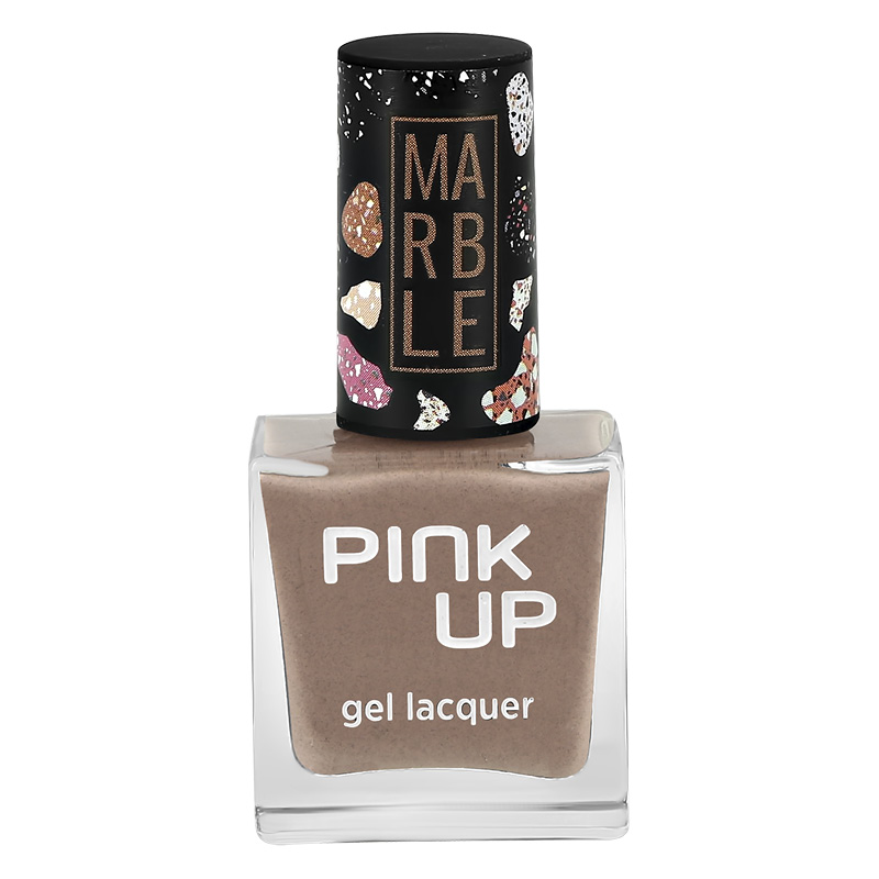 Лак для ногтей Pink Up Limited Marble тон 03