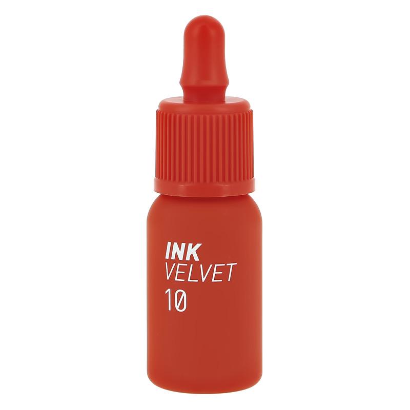 Помада для губ Peripera Peripera Ink Velvet жидкая тон 10 Better Orange