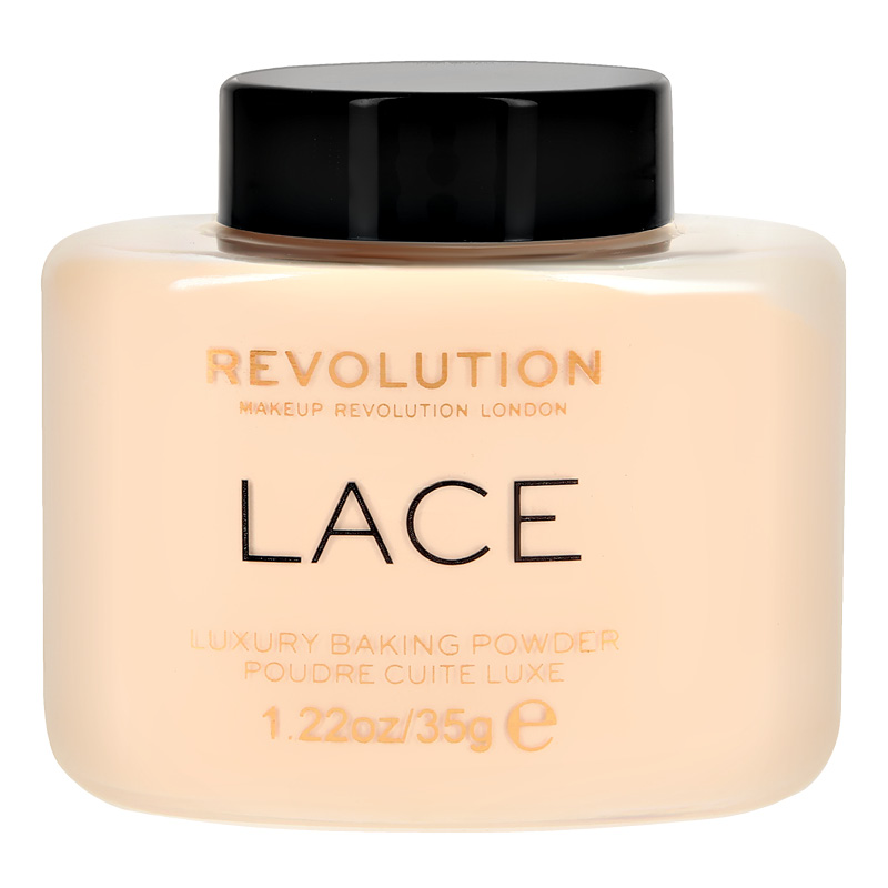Пудра рассыпчатая для лица Revolution Luxury Baking Powder тон Lace