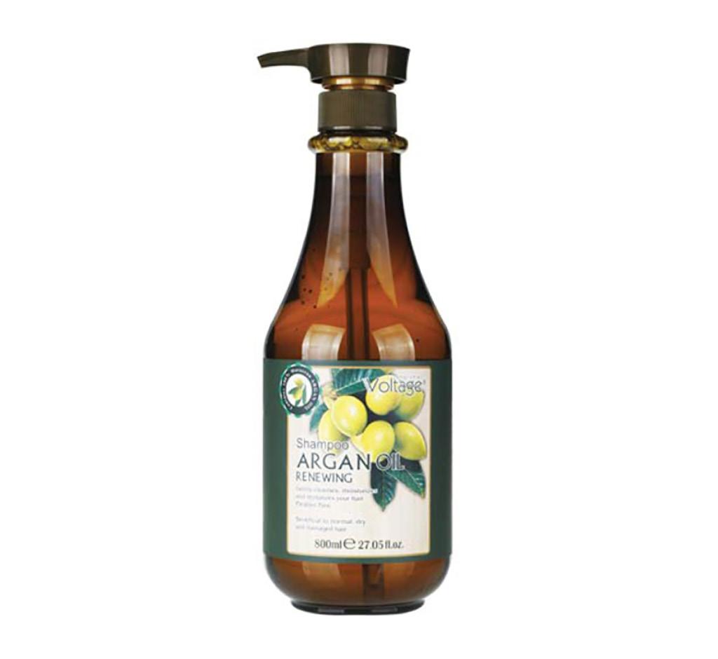 Шампунь для волос Kharisma Voltage Argan Oil восстанавливающий с маслом арганы