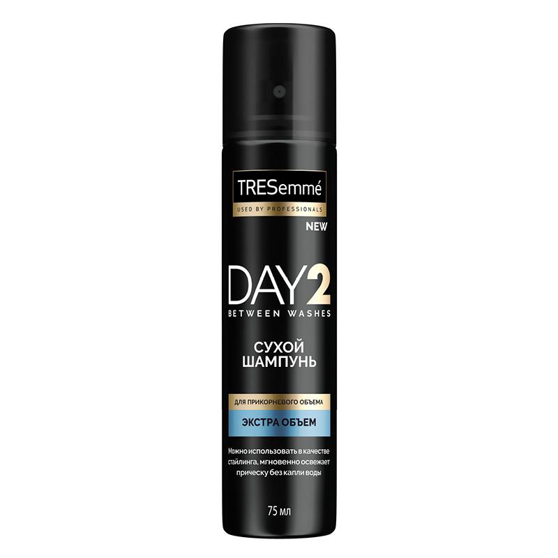 Шампунь для волос Tresemme сухой (экстра объем)