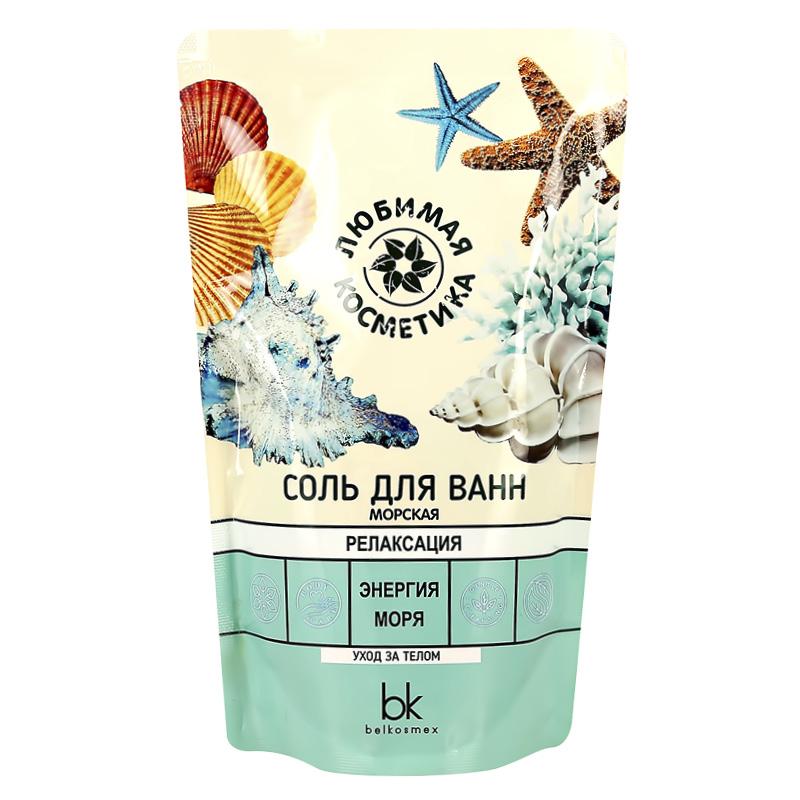 Соль для ванн Belkosmex Энергия моря (релаксирующая)